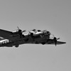 B17 in Black and White