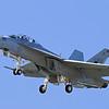 VFA 122 Super Hornet.