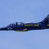 Breitling - Largest civilian jet aerobatic demonstation team.