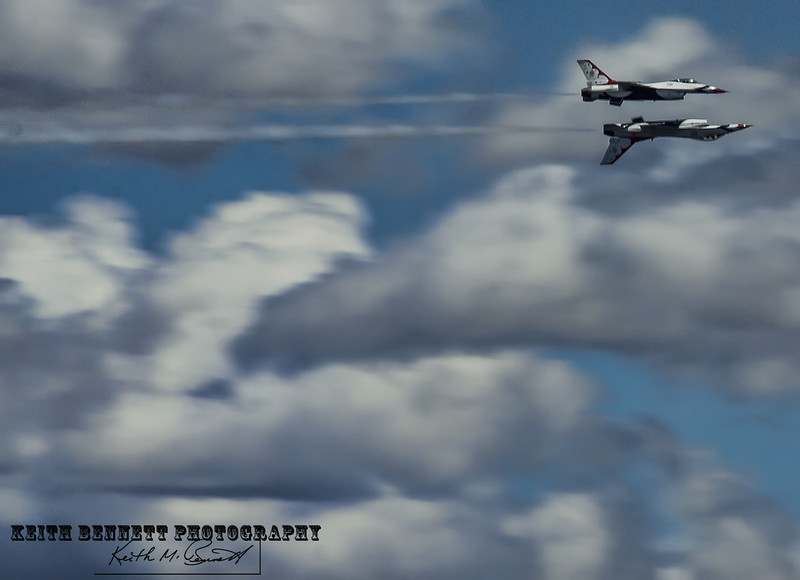 Air Force Thunderbirds Practice Session 5/29/15 Aurora, CO