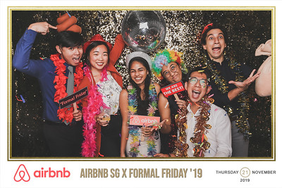 Airbnb Singapore | © www.SRSLYPhotobooth.sg