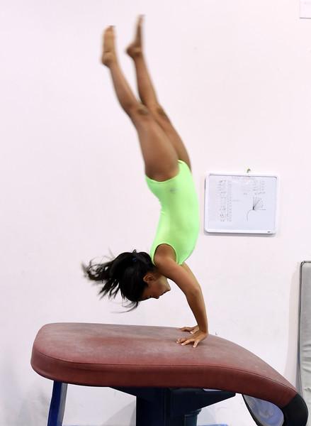 Airborne Gymnastics and Dance
