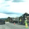 It's road construction season.