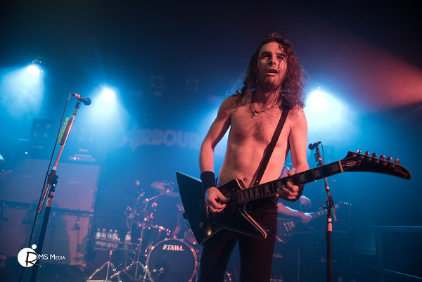Airbourne | Sugar Nightclub | Victoria BC