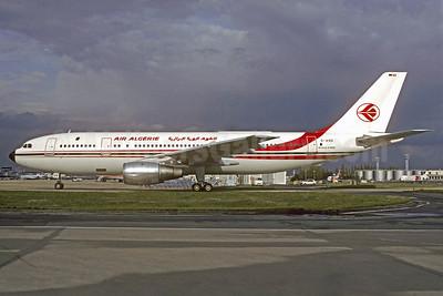 Air Algerie-Lufthansa Airbus A300B4-112 D-AIBB (msn 057) CDG (Christian Volpati). Image: 910332.