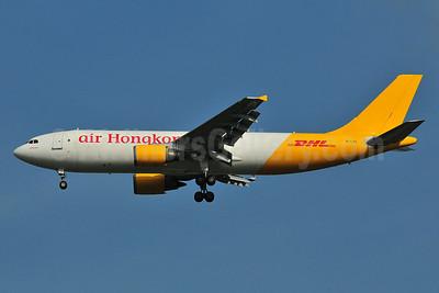 Air Hong Kong-DHL Airbus A300F4-605R B-LDC (msn 857) BKK (Ken Petersen). Image: 911858.