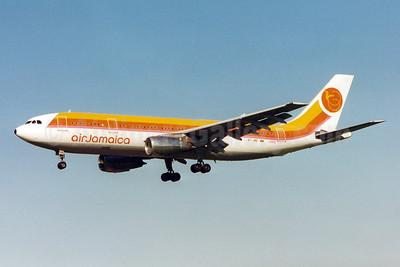 Air Jamaica Airbus A300B4-203 6Y-JMS (msn 143) BWI (Brian McDonough). Image: 901295.