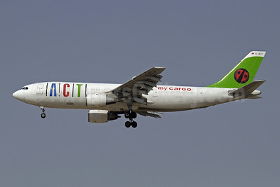 ACT Airlines -my Cargo Airbus A300B4-203 (F) TC-ACY (msn 107) DXB (Paul Denton). Image: 906876.
