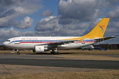 Air Paradise International Airbus A310-324 N534RR (PK-KDW) (msn 534) BOH (Antony J. Best). Image: 927344.