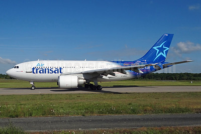 Air Transat Airbus A310-308 C-GPAT (msn 597) NTE (Paul Bannwarth). image: 913087.