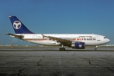 Alyemen Airlines of Yemen Airbus A310-304 F-ODSV (msn 474) DXB (Christian Volpati Collection). Image: 930305.