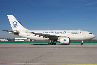 Ariana Afghan Airlines (Saga Airlines) Airbus A310-304 TC-SGC (msn 519) MUC (Arnd Wolf). Image: 906746.