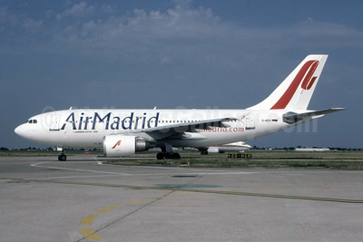 Air Madrid Airbus A310-304 D-AIDH (msn 527) ORY (Jacques Guillem). Image: 946956.