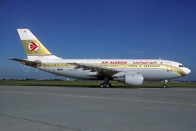 Air Algerie Airbus A310-203 7T-VJE (msn 295) (Libyan Arab colors) ORY (Jacques Guillem). Image: 932646.