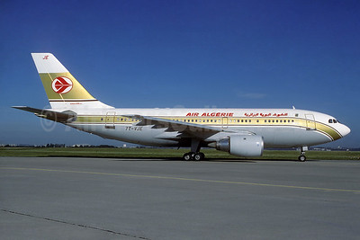 Air Algerie Airbus A310-203 7T-VJE (msn 295) (Libyan Arab colors) ORY (Jacques Guillem). Image: 932646.