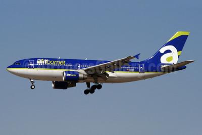 Aircomet (Air Comet) (Spain) Airbus A310-324 EC-GOT (msn 455) MAD (Ariel Shocron). Image: 901165.