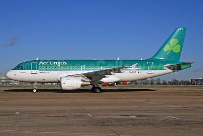 Aer Lingus Airbus A319-111 EI-EPT (msn 3054) LHR (SPA). Image: 926320.