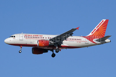 Air India Airbus A319-112 VT-SCI (msn 3300) DXB (Paul Denton). Image: 912139.