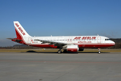 Airline Color Scheme - Introduced 2007 (Air-Berlin)