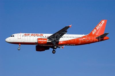 Airbus A320 - Bruce Drum (AirlinersGallery com)