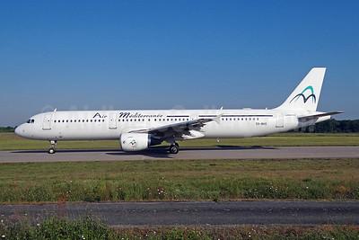 Air Mediterranee-Hermes Airlines Airbus A321-111 SX-BHS (msn 642) NTE (Paul Bannwarth). Image: 920088.