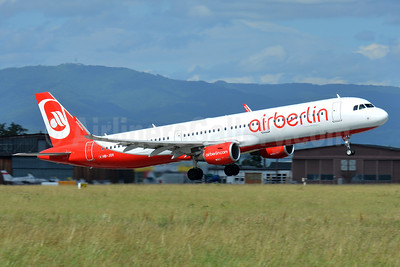 Leased from Airberlin on May 12, 2017