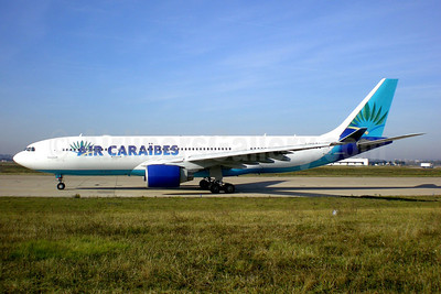 Air Caraibes (2nd) Airbus A330-223 F-OFDF (msn 253) ORY (Pepscl). Image: 901271.