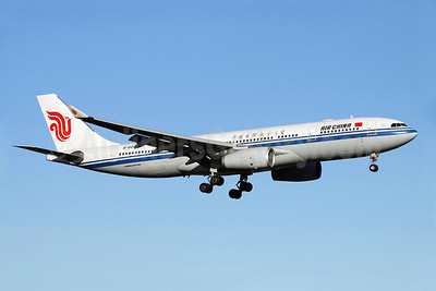 Air China Airbus A330-243 B-6073 (msn 780) ARN (Stefan Sjogren). Image: 902680.