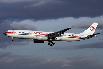 China Eastern Airlines Airbus A330-343 B-6097 (msn 866) PEK (Michael B. Ing). Image: 908633.
