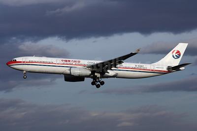 China Eastern Airlines Airbus A330-343 B-6097 (msn 866) PEK (Michael B. Ing). Image: 908633.