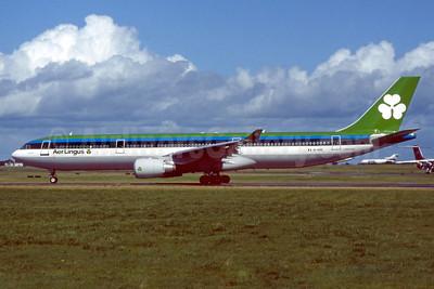 Aer Lingus Airbus A330-301 EI-SHN (msn 054) DUB (SM Fitzwilliams Collection). Image: 921176.