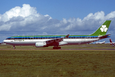 Aer Lingus Airbus A330-301 EI-SHN (msn 054) DUB (SM Fitzwilliams Collection). Image: 921176.