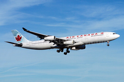 Air Canada Airbus A340-313 C-GDVW (msn 273) YYZ (TMK Photography). Image: 904209.