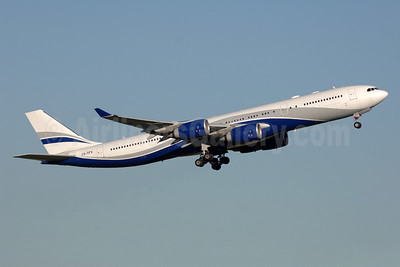 Hifly Airbus A340-542 CS-TFX (msn 912) YYZ (TMK Photography). Image: 933352.