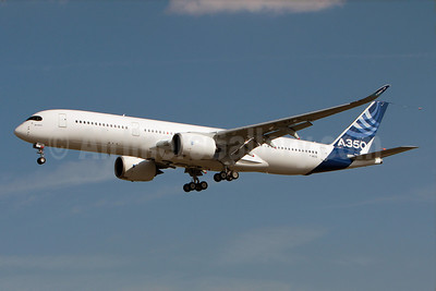 Airbus A350-941 F-WZGG (msn 003) TLS (Olivier Gregoire). Image: 913860.