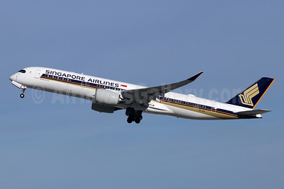 2nd A350 ULR, delivered on September 28, 2018