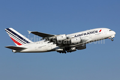 Air France Airbus A380-861 F-HPJD (msn 049) NRT (Michael B. Ing). Image: 905920.