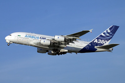 Airbus A380-841 F-WWDD (msn 004) TLS (Clement Alloing). Image: 908560.