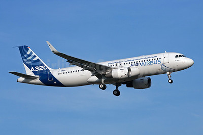 Airbus A320-211 F-WWBA (msn 001) (Sharklets - hunting down fuel burn) TLS (Clement Alloing). Image: 907670.
