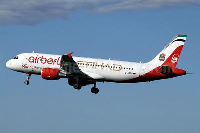 Airberlin (airberlin.com) - Etihad Airways Airbus A320-214 D-ABDU (msn 3516) PMI (Javier Rodriguez). Image: 922051.