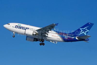 Air Transat Airbus A310-308 C-GTSH (msn 599) YUL (Gilbert Hechema). Image: 908379.