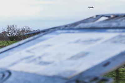 Airbus Beluga #5 Hawarden 18-01-21