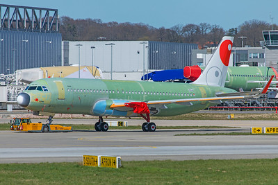 Viva Aerobus Airbus A320-271N MSN 8846 4-1-19