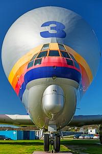 Airbus Skylink Aero Spacelines 377SGT-F Super Guppy F-GDSG 4-1-19 2
