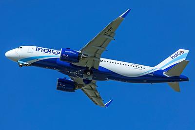 IndiGo Airbus A320-271N VT-IZU D-AUBK 4-1-19 2