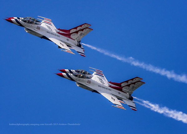 2015 Airshow Thunderbirds