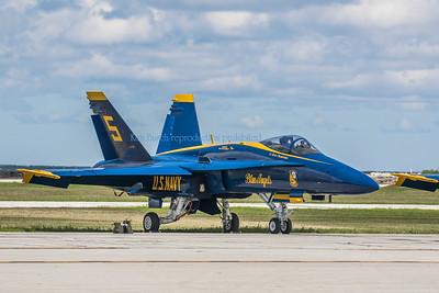 2016 Cleveland Air Show F22 F35 P51  1880