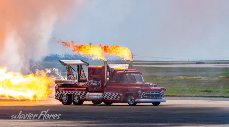 Smoke and Thunder Truck