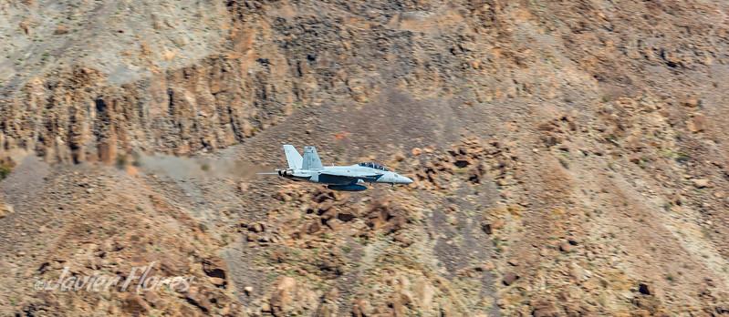 F/18 Super Hornet Panamint Valley