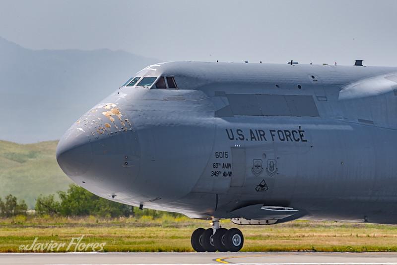 C-5 Galaxy Aircraft
